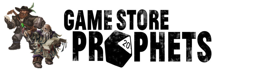Game Store Prophets