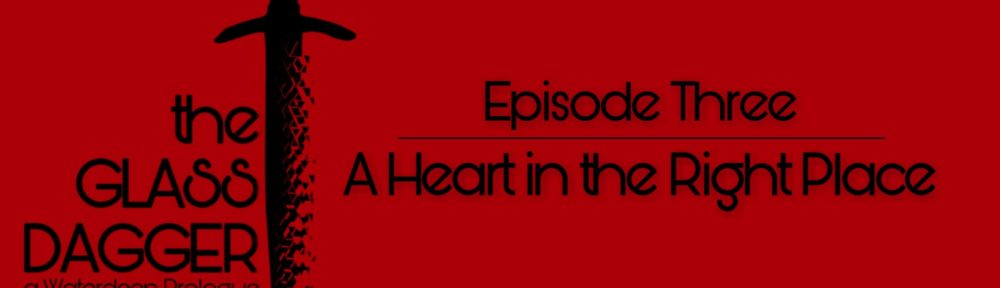 The Glass Dagger S01e03 A Heart In The Right Place Game Store